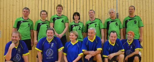 Volleyballturnier Gymn. Ostrov-Gymn. Schwarzenberg
