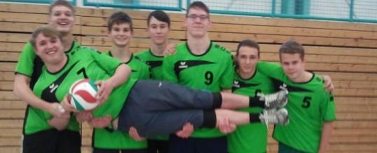 "Volleyballturnier ""Jugend trainiert"""
