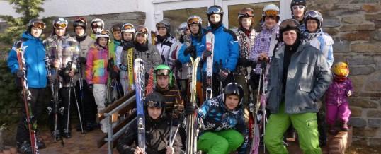 """""""Der Berg ruft!"""" – Skilager der Kurse 11 und 12"""