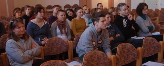Informationsveranstaltung zum Dualen Studium mit Praxispartnern aus der Region