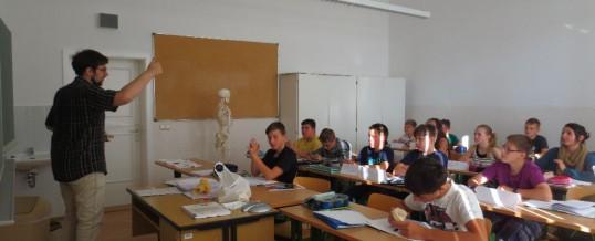 Fächerverbindender Unterricht in Klasse 7