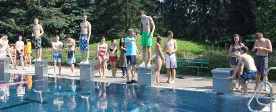 Weitere Bilder vom Schwimmfest