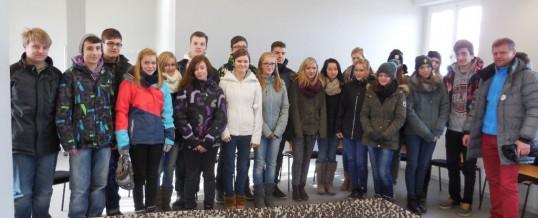 Klassen 9 – Geschichtsexkursion nach Weimar