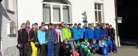 Skilager Klasse 07B