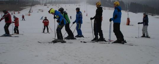 Skilager Klassen 7A und 7C