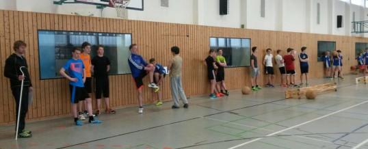 Athletik-Wettkampf am 22.04.15 am Brecht-Gymnasium Schwarzenberg
