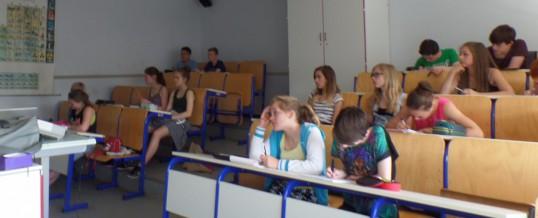 1. Hilfe- Ausbildung am Bertolt- Brecht- Gymnasium