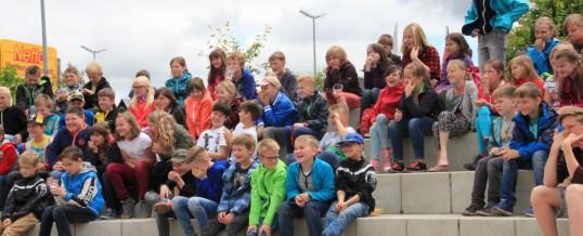 Besuch der Grundschulen 1
