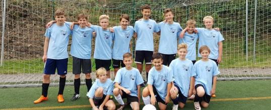 """Jugend trainiert für Olympia"""" Fußball der WK III"""