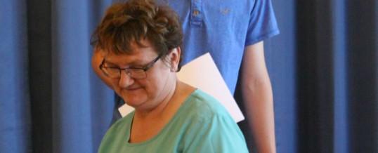 Trauer um Marina Schäfer