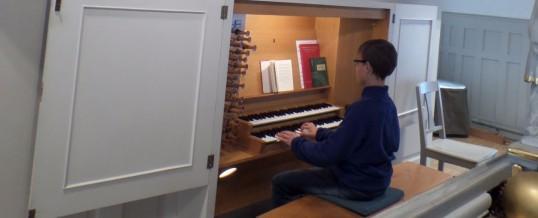 Die Königin der Instrumente