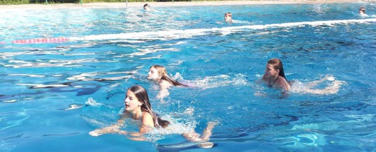 Schwimmfest in Raschau