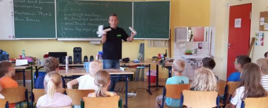 Physik an der GS Raschau-Markersbach