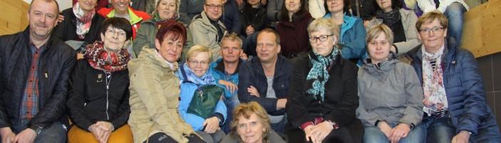 Das Kollegium des Bertolt-Brecht-Gymnasiums Schwarzenberg