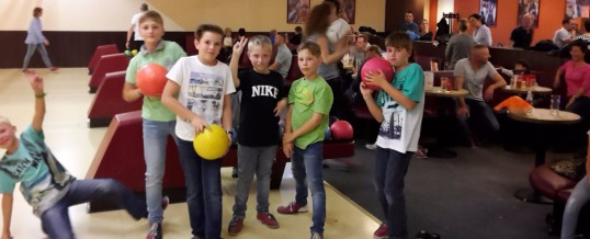 Bowlingveranstaltung Kl. 5c