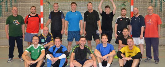 Traditionelles Handballturnier