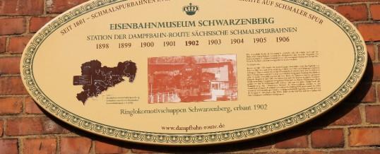 Exkursion der Klassen 7b und 7d zum Eisenbahnmuseum