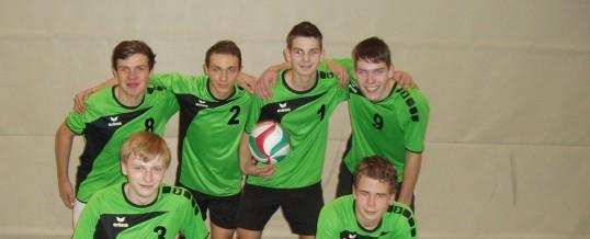 Sieg im Erzgebirgsfinale – Volleyball WK II