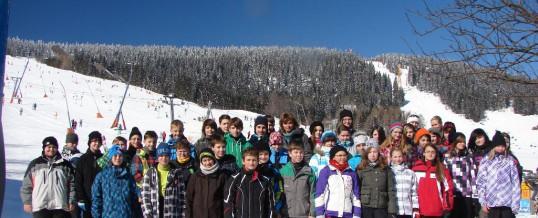 Winterzauber am Fichtelberg