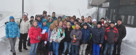 Skilager Klassen 07A/C