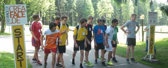 Erzgebirgsfinale im Crosslauf