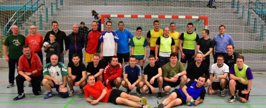 Handballturnier der ehemaligen Schüler des Gymnasiums 2014