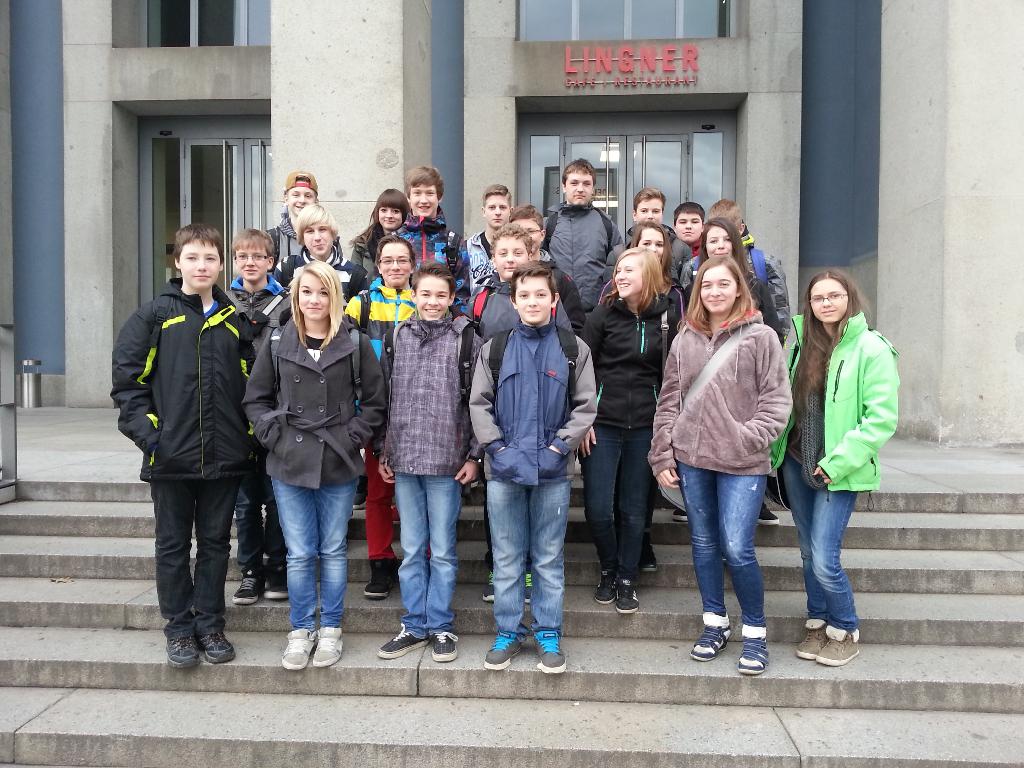 Exkursion Np8 Dresden Bertolt Brecht Gymnasium Schwarzenberg