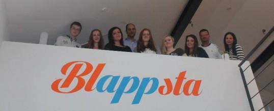 Schülerzeitung besucht Nebelhorn Medien GmbH in Hannover