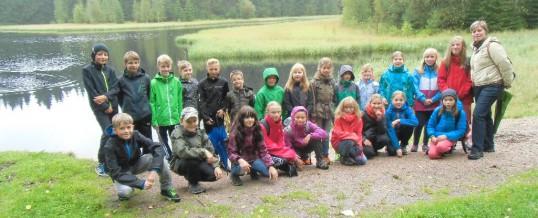 Begegnungstage der Klassen 5a,b,c in Grünheide
