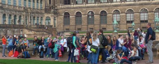 Ein Tag in Dresden