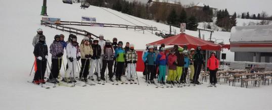 Skilager der Kurse 11/12 2015