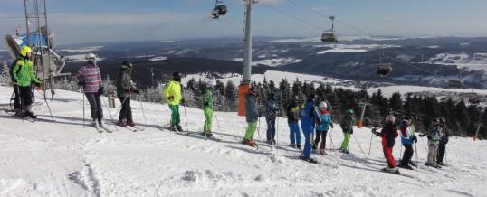 Weitere Bilder und Bericht vom Skilager