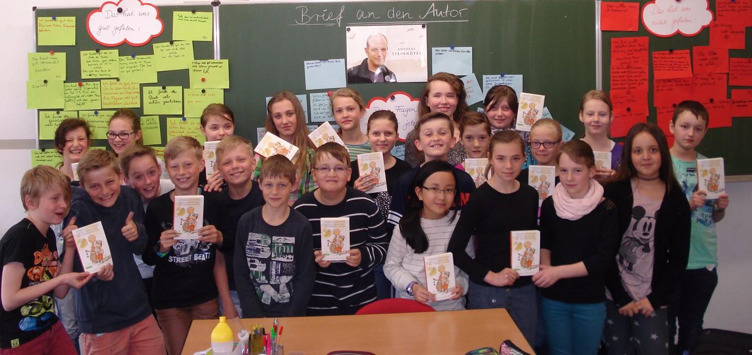 Wie lange dauert es, ein Jugendbuch zu schreiben? - Bertolt-Brecht ...