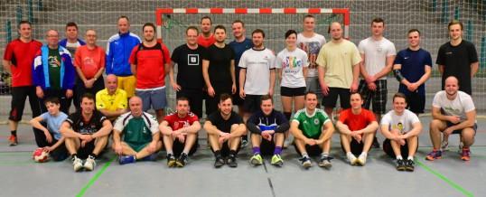 Handballturnier der ehemaligen Schüler 2015