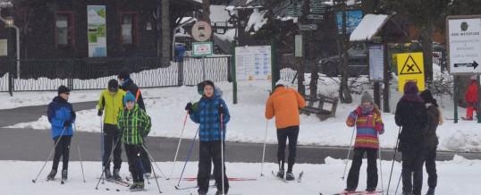 Skilager Klasse 07C in Oberwiesenthal