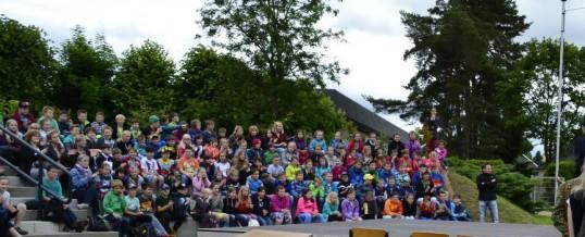 Besuch der Grundschulen 2