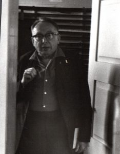Oberschulleiter Fritz Hagemann.