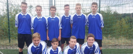 """""""Jugend trainiert für Olympia""""-Vorausscheid der WK II in Beierfeld"""