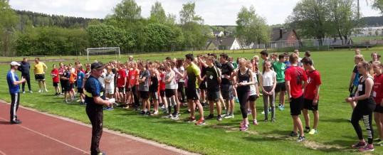 Crosslauf vom 16.05.2017 in Beierfeld