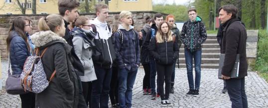 Geschichtsexkursion nach Buchenwald