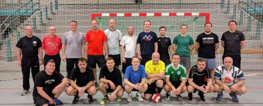 Traditionelles Handballturnier der ehemaligen Schüler 2018