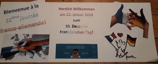 55. Deutsch-Französischen Tag