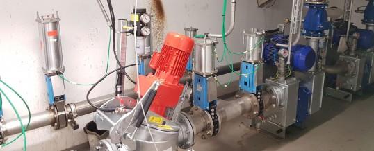 """Biotec-Exkursion zur Biogasanlage der Firma """"TAPPE"""" in Lenkersdorf"""