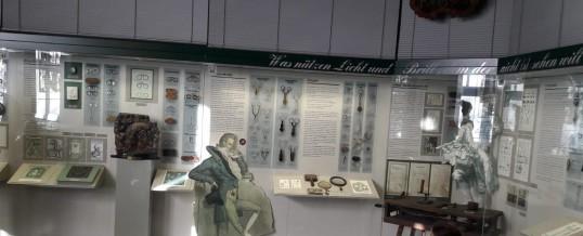 Unterricht im Museum und Planetarium