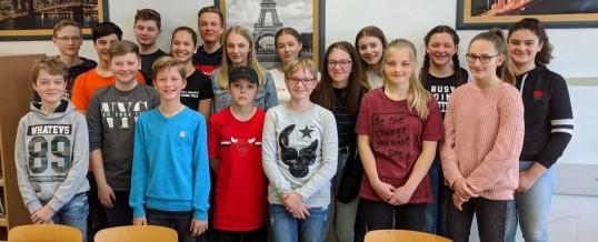 """""""Mathe-Känguru"""" zu Gast am Bertolt-Brecht-Gymnasium"""