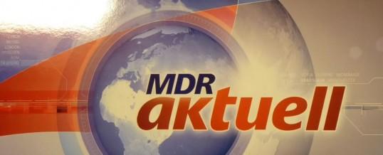MDR in Leipzig
