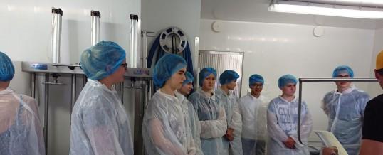 Biotechnologie 2019 – Besuch der Hofkäserei Fritzsch