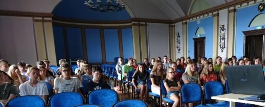 Drogen und Sucht – ein Thema auch am Bertolt-Brecht-Gymnasium