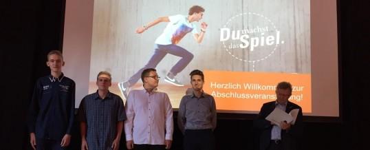 """""""Clever Becher"""" auf Platz 1 beim Deutschen Gründerpreis in Sachsen"""