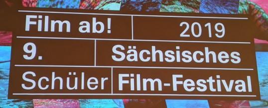 """9. Sächsisches Schülerfilm-Festival """"Film ab!"""""""